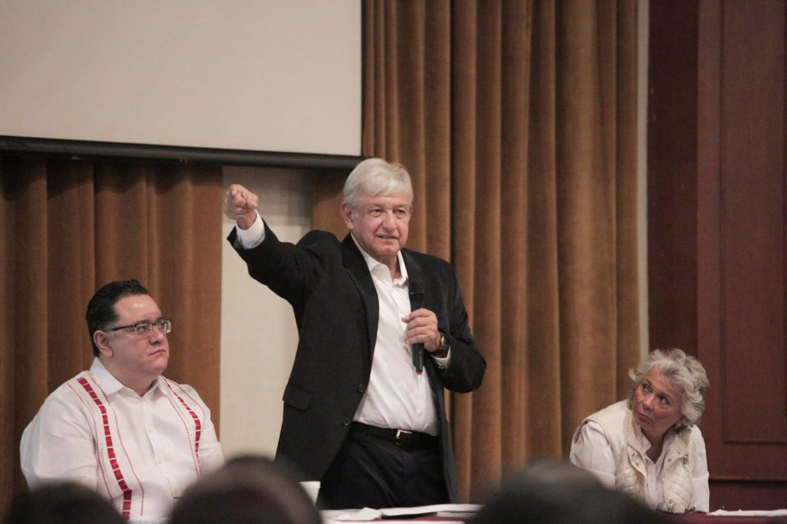 Estado por estado, conoce a los 32 delegados de AMLO