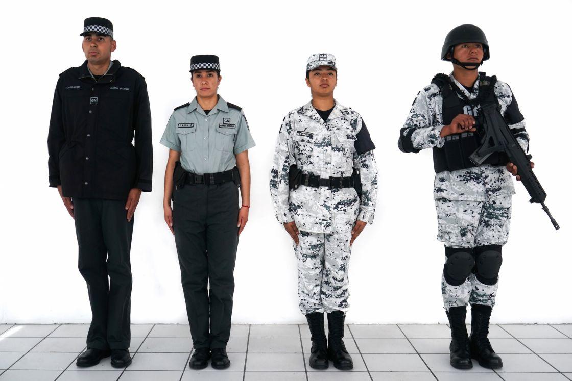 5 datos para que entiendas qué es la Guardia Nacional